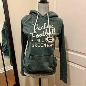 Campus Crew Green Bay Packers hoodie